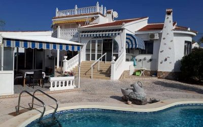 Three bed villa in Ciudad Quesada