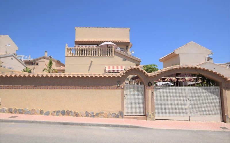 3 Detached Villa in Rojales