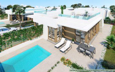 Semi Detached Villa in Los Montesinos
