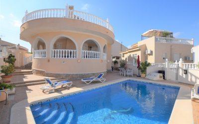 Detached Villa in Rojales Hills