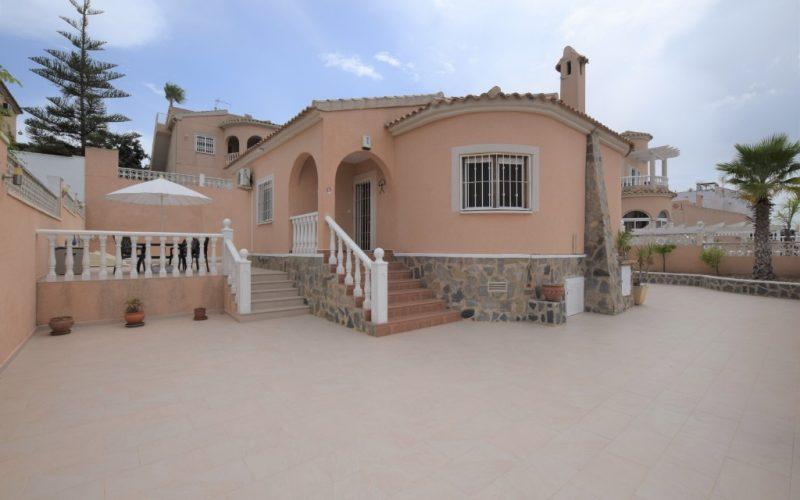 3 Detached Villa in Benijofar